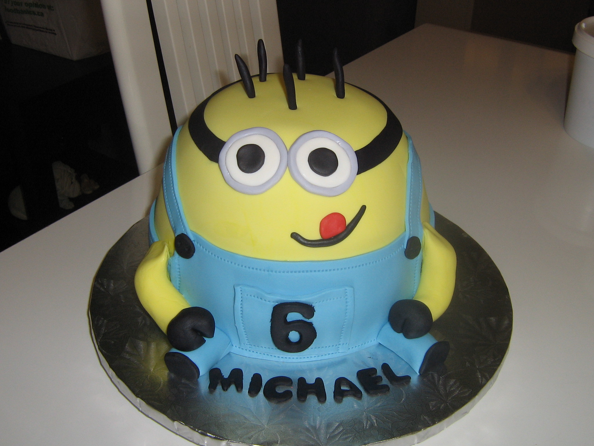Minion Turns 6